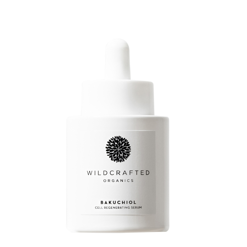 Wildcrafted Organics bakuchiol Serum