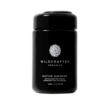 Wildcrafted Organics native Hibiscus Polish