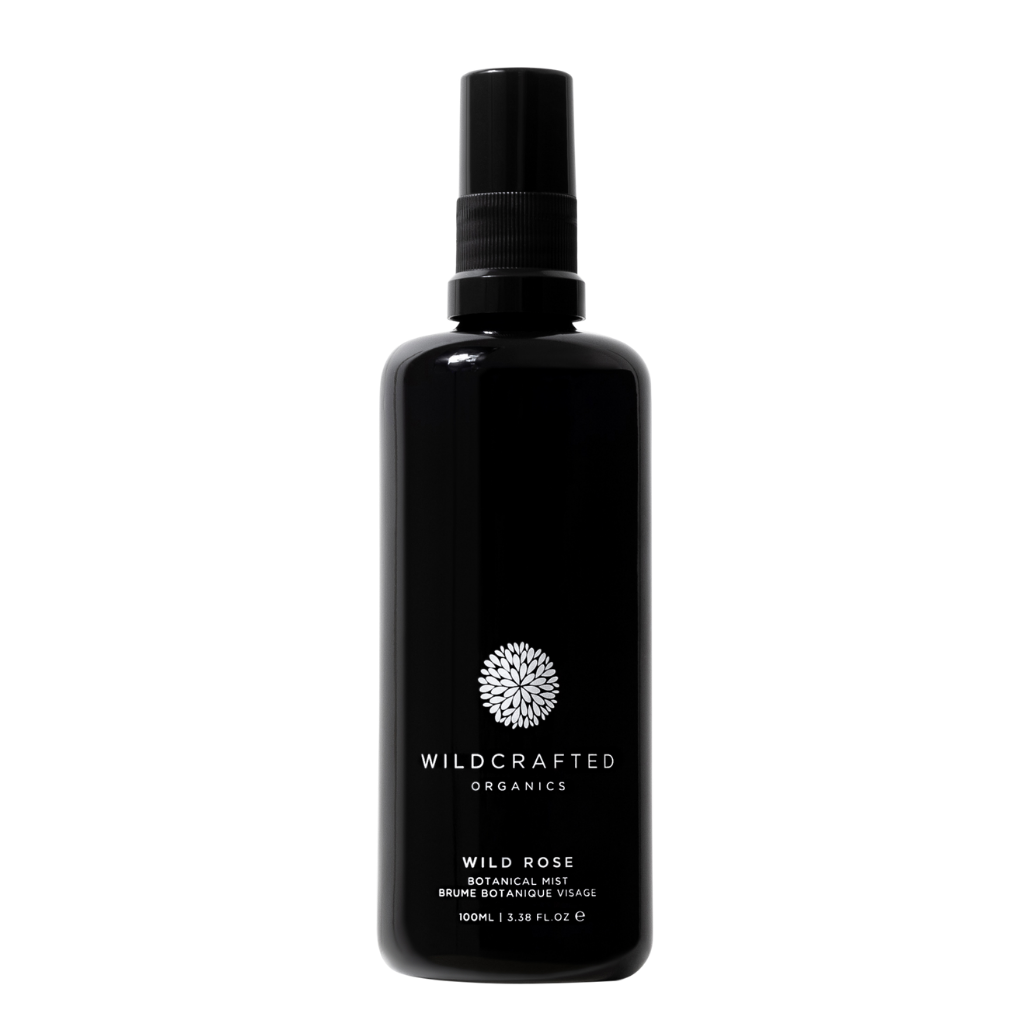Wildcrafted Organics Wild Rose Botanical Mist