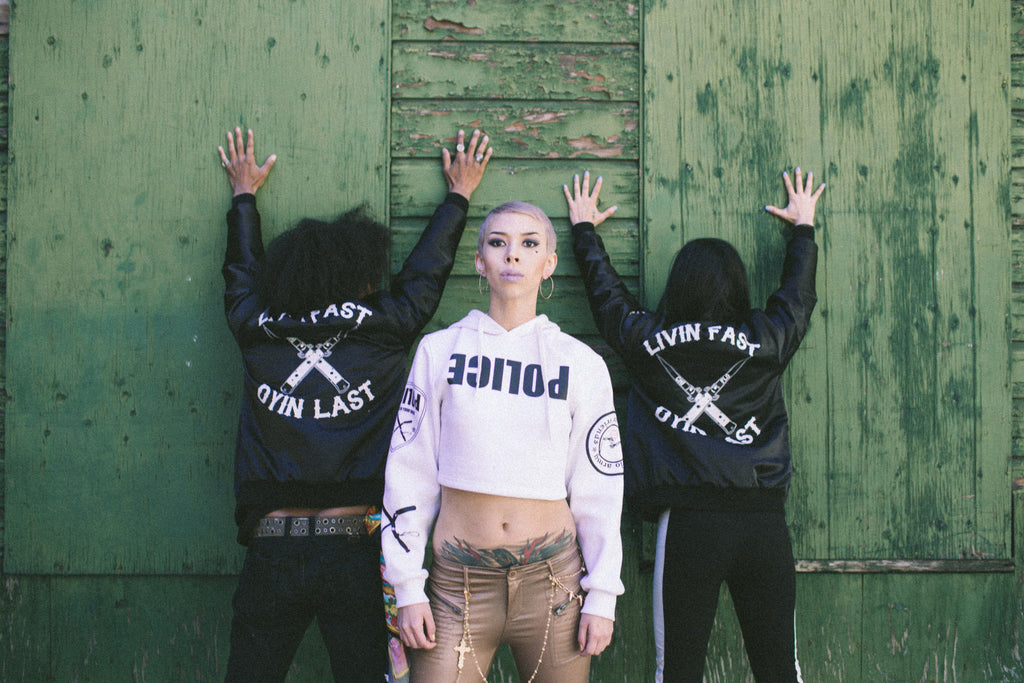 Chi Flo x Paulo Salud Photography SS Capsule Family Values