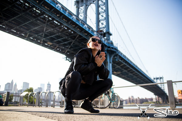 Chi Flo x Still 1 Fall Streetwear Shoot in Brooklyn