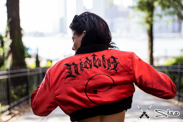 Chi Flo x Still 1 Fall Streetwear Shoot in Brooklyn 5 Diabla AWNS