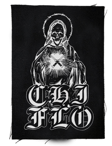 Jesus Piece Backpatch - Chi Flo