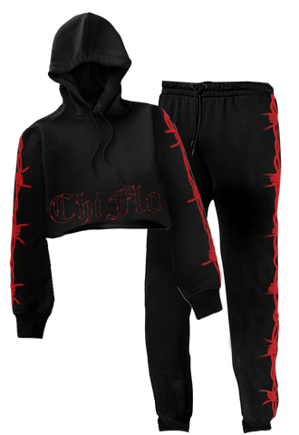 Stay Sharper Jogger Set