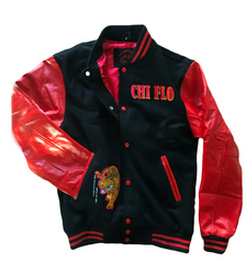 Fight for Honor Varsity Jacket