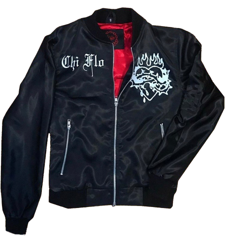 Heart of Thorns Jacket - Chi Flo