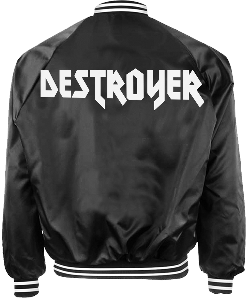 DESTROYER Lmtd Edition