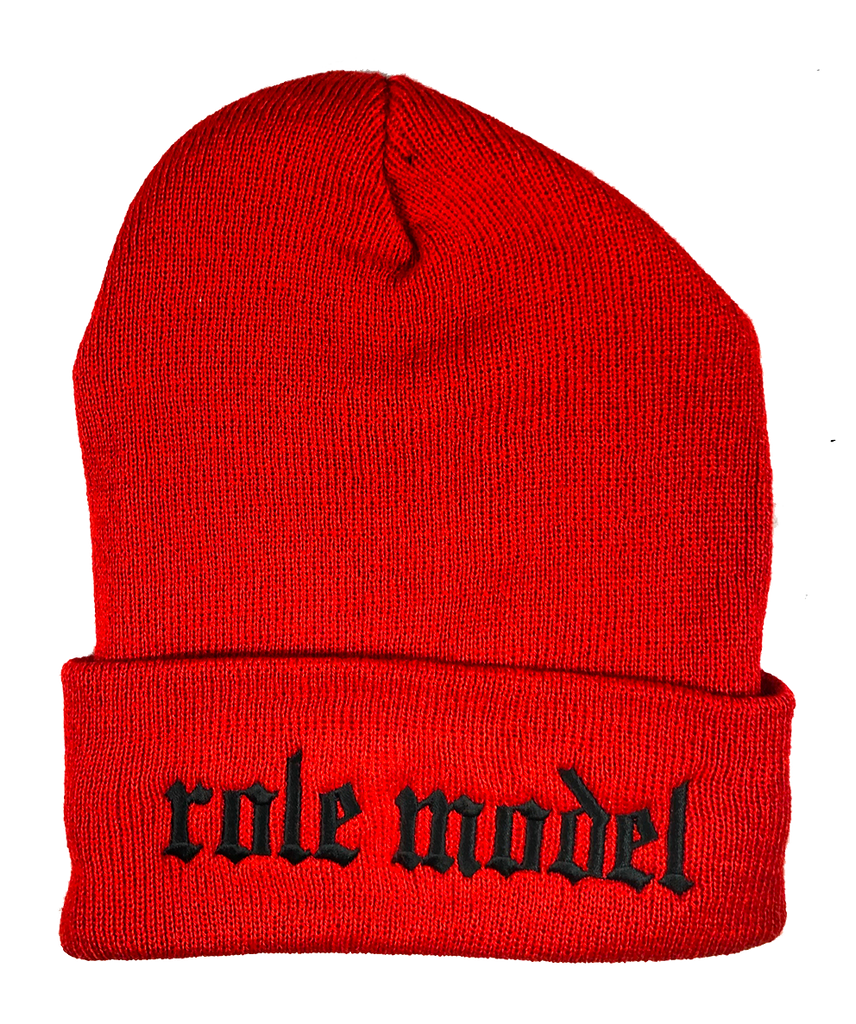 Role Model Beanie - Chi Flo