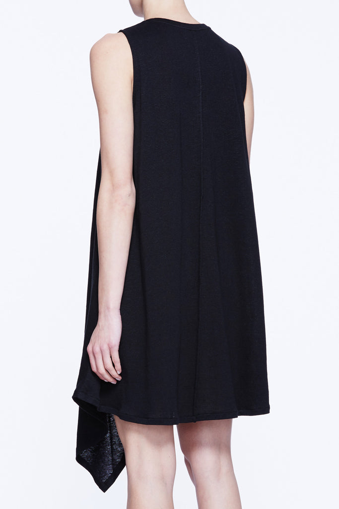 Asymmetry Dress