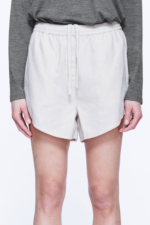 Flannel Flare Short