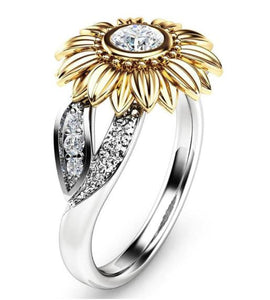 Cute Sunflower Crystal