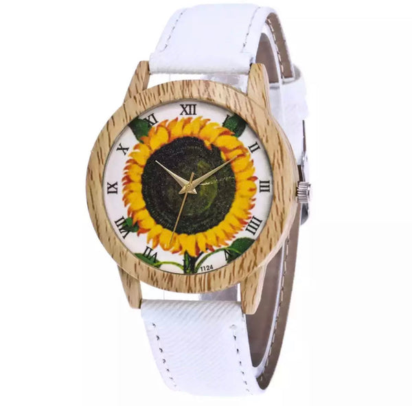 Sunflower 🌻 Watch