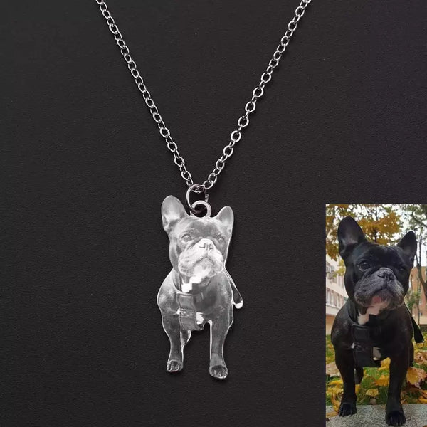 Personalised Pet Photo Necklace