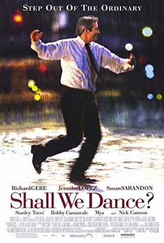 Shall we dance - Top Ballroom Movies