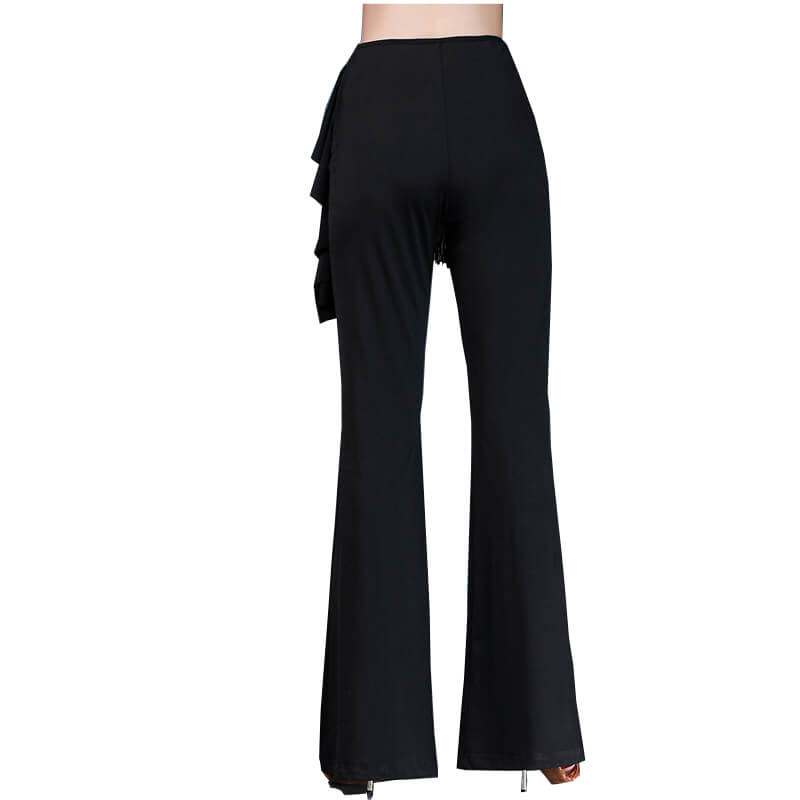 Bell Bottoms Tassel Latin/Ballroom Pants