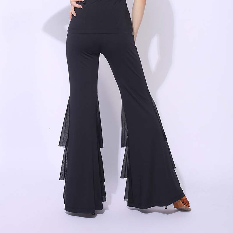 Casual Wear Medium Rise Latin/Ballroom Pants