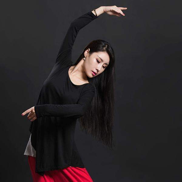 Contemporary Dance Costumes-Blakc-2