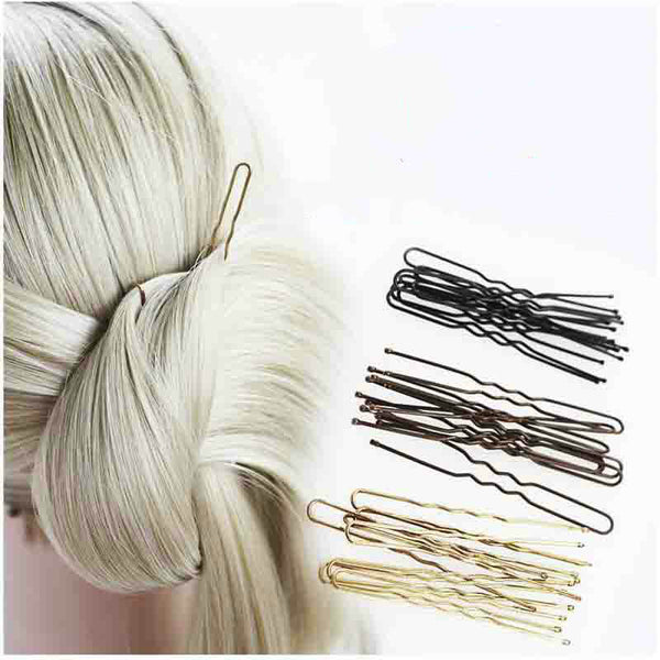 Dancing U-shape Hair Pins