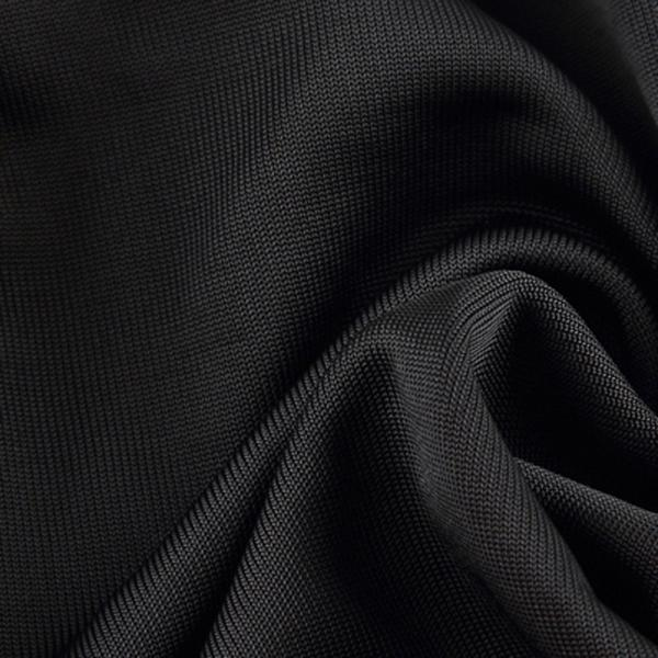 Men Latin shirts-black-material
