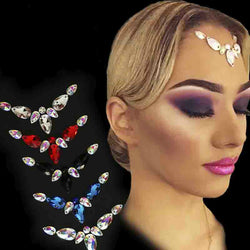 Rhinestone Hair Applique