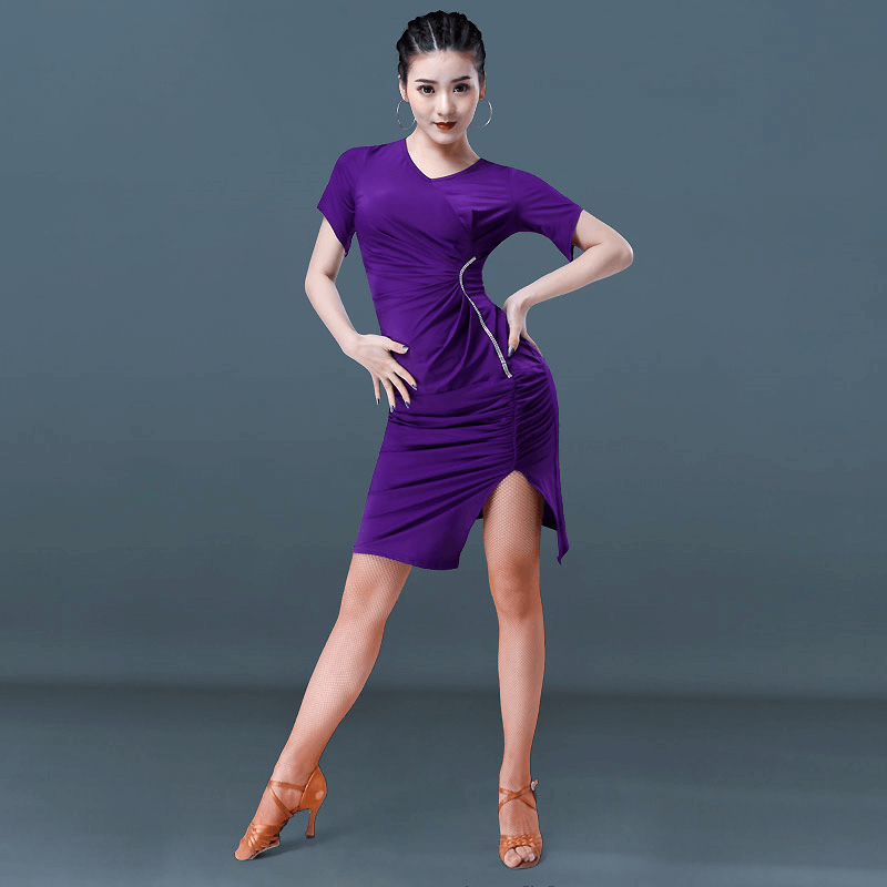 Slip Short Basic Latin Dress