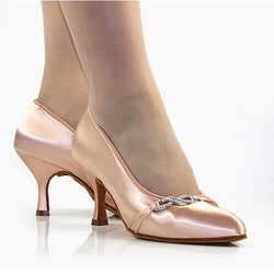 beige ballroom shoes 5