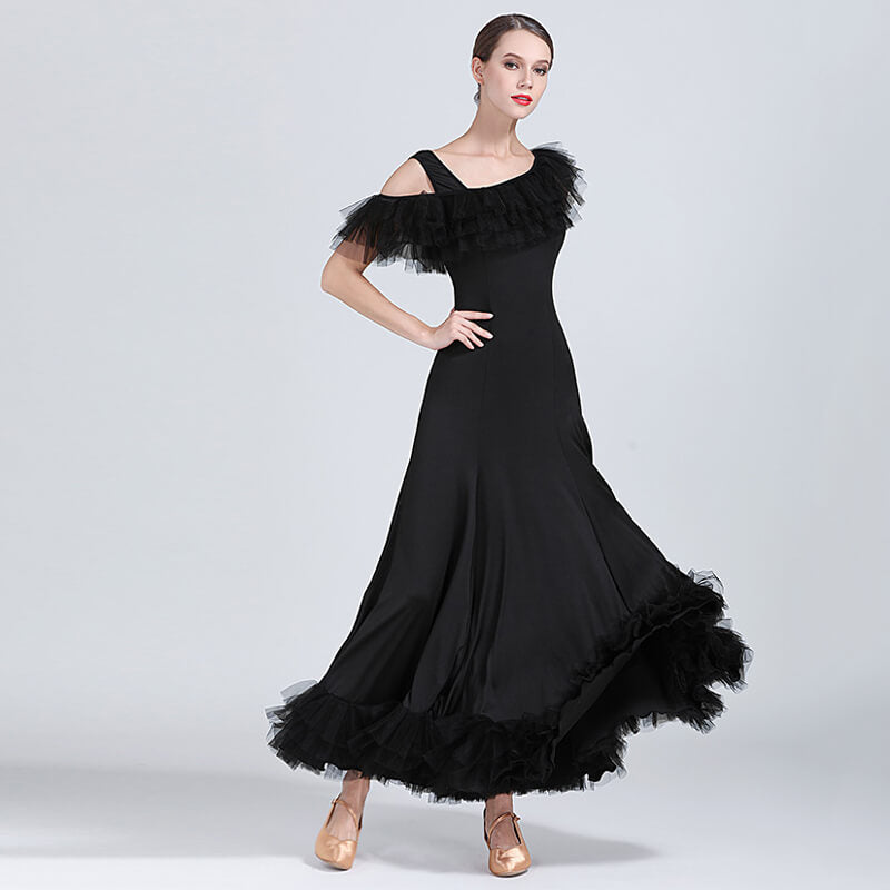 black ballroom dress 4