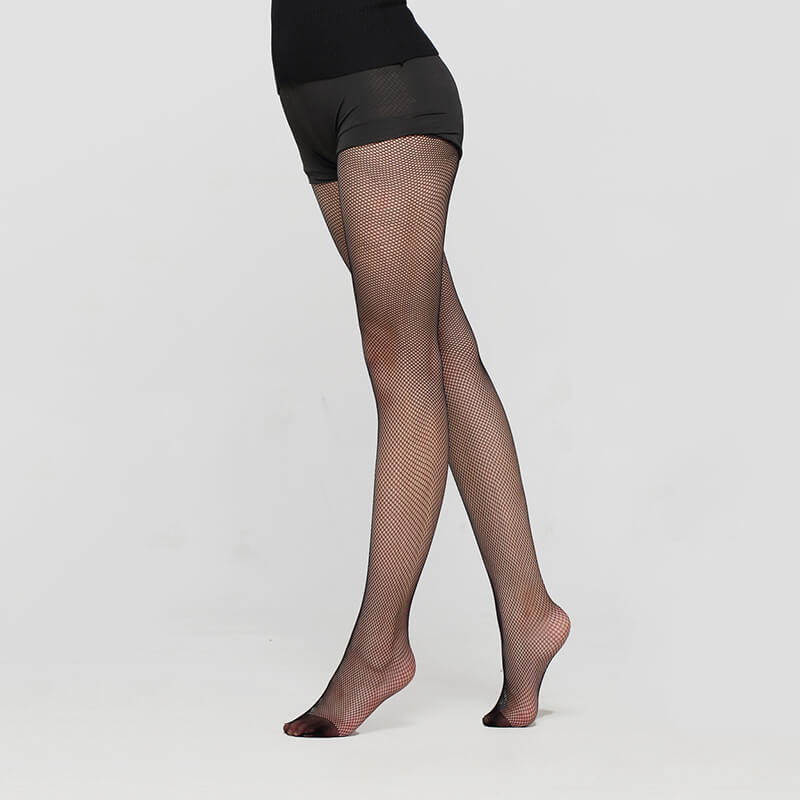 black dance tights