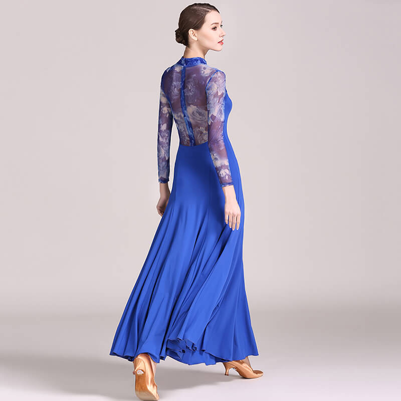 blue ballroom dress 3