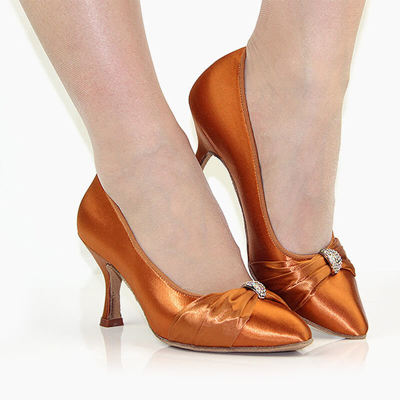 bronze ballroom shoes3