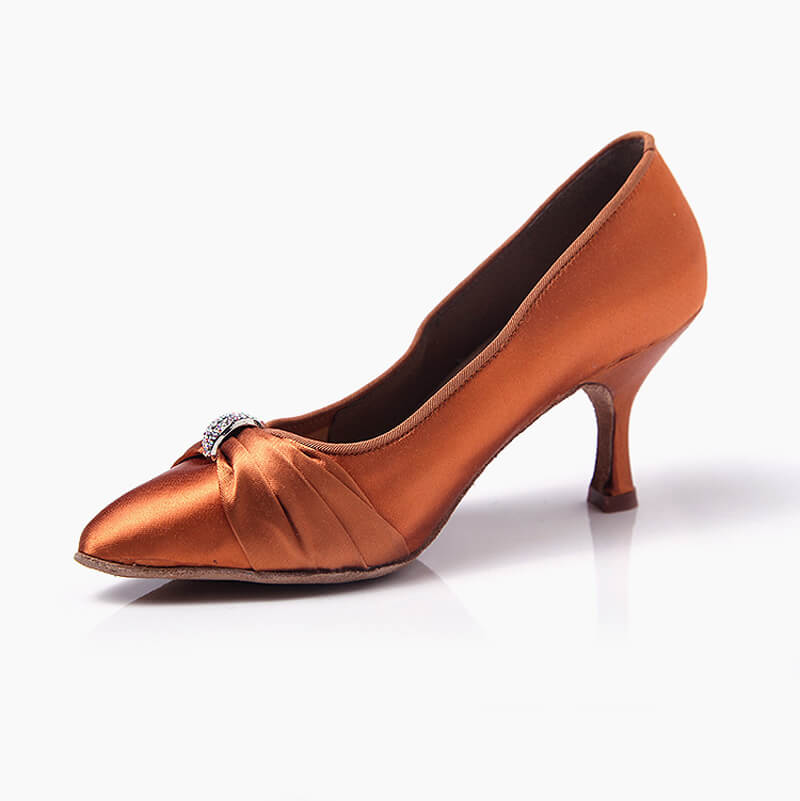 bronze ballroom shoes4