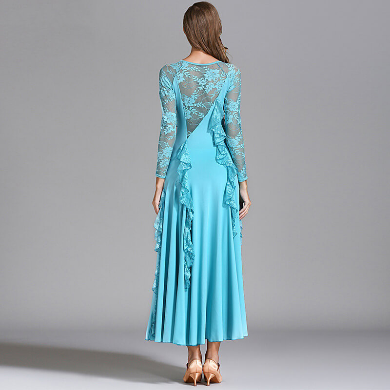 light blue ballroom dress 1