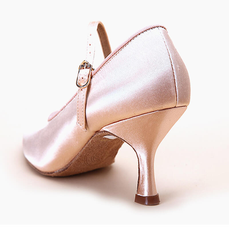 satin ballroom shoes 5