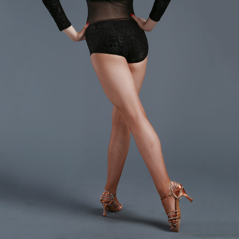 women latin dance tights
