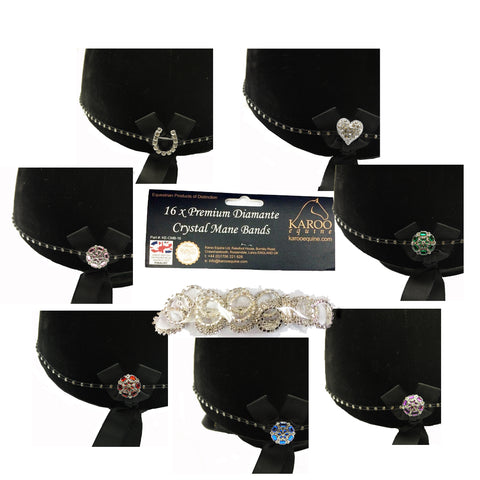 Hat Accessories & Mane bands