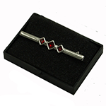 Elegance Stock Pin Ruby