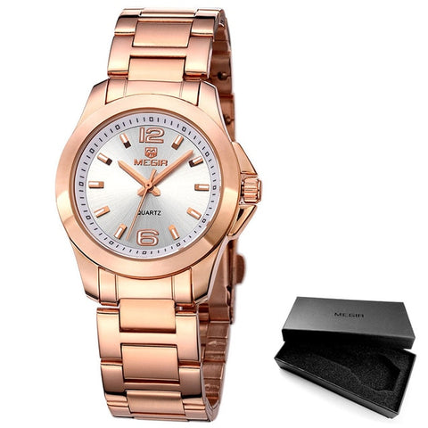 Montre Megir Gold