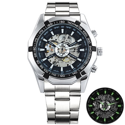 Montre Squelette WINNER Homme - AVAE SHOP