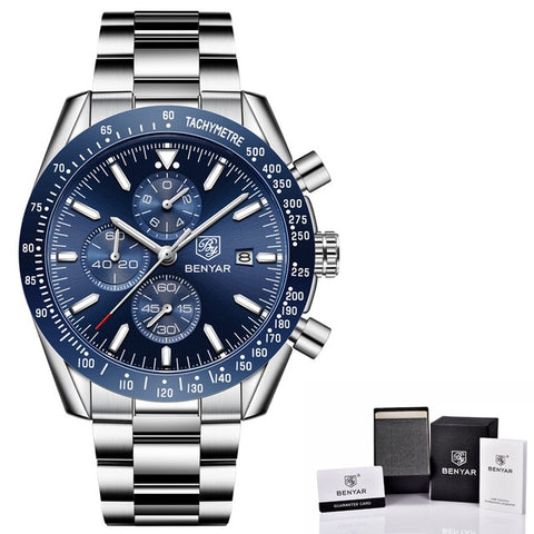Montre New York  Chrono