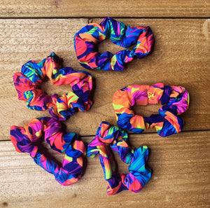 """When the Sun Goes Down"" Scrunchies"