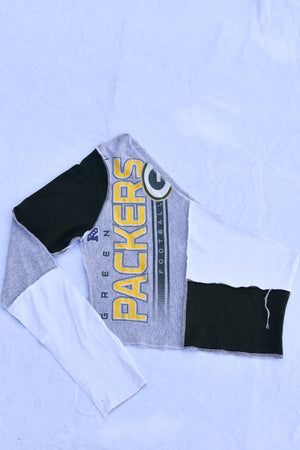 Upcycled Tie Dye Halter Top Style 1