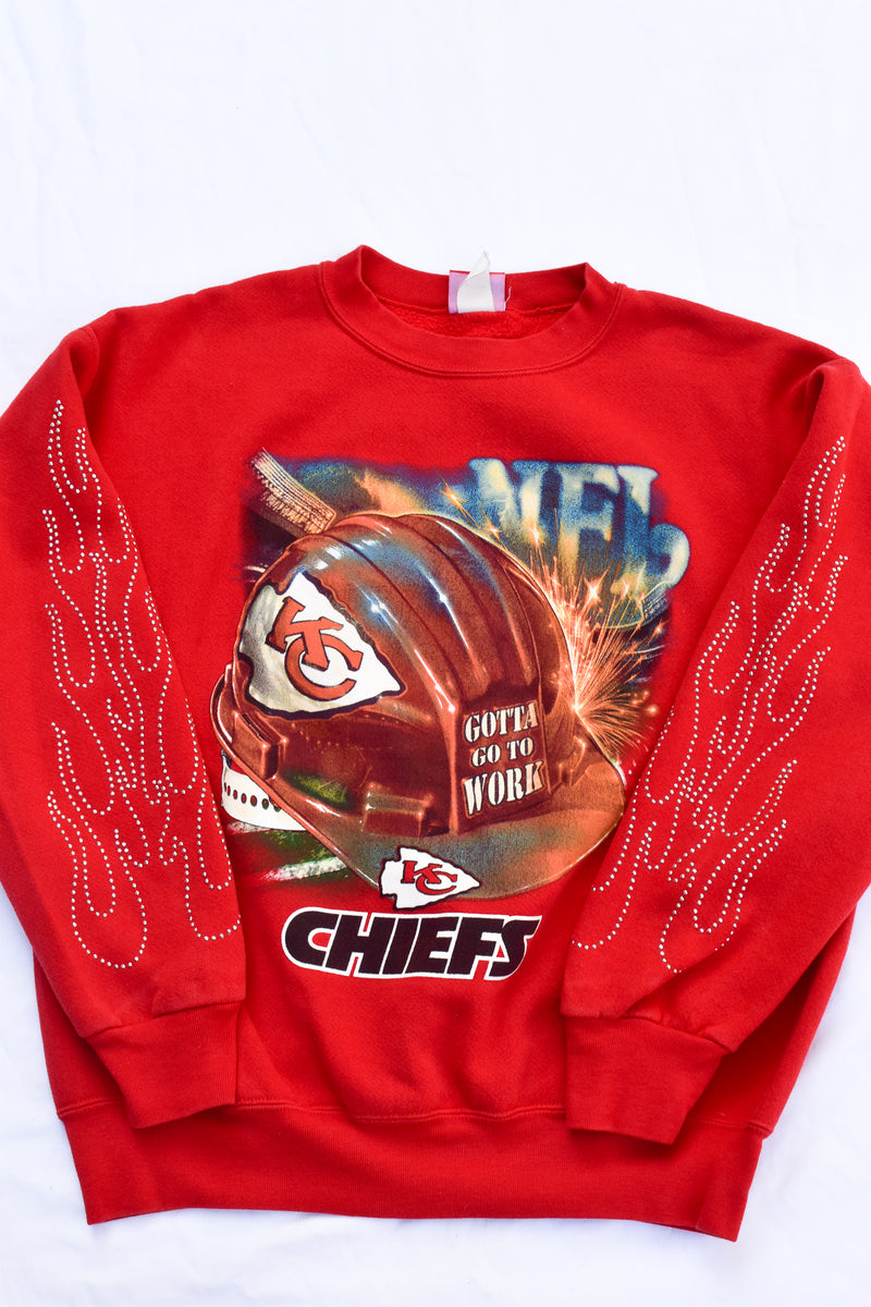 Purple Butterfly Denim Halter Top