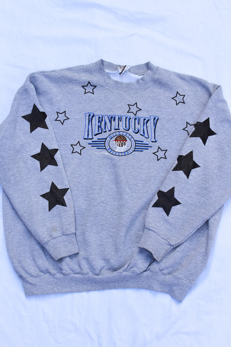 Upcycled MSU Denim Halter Top