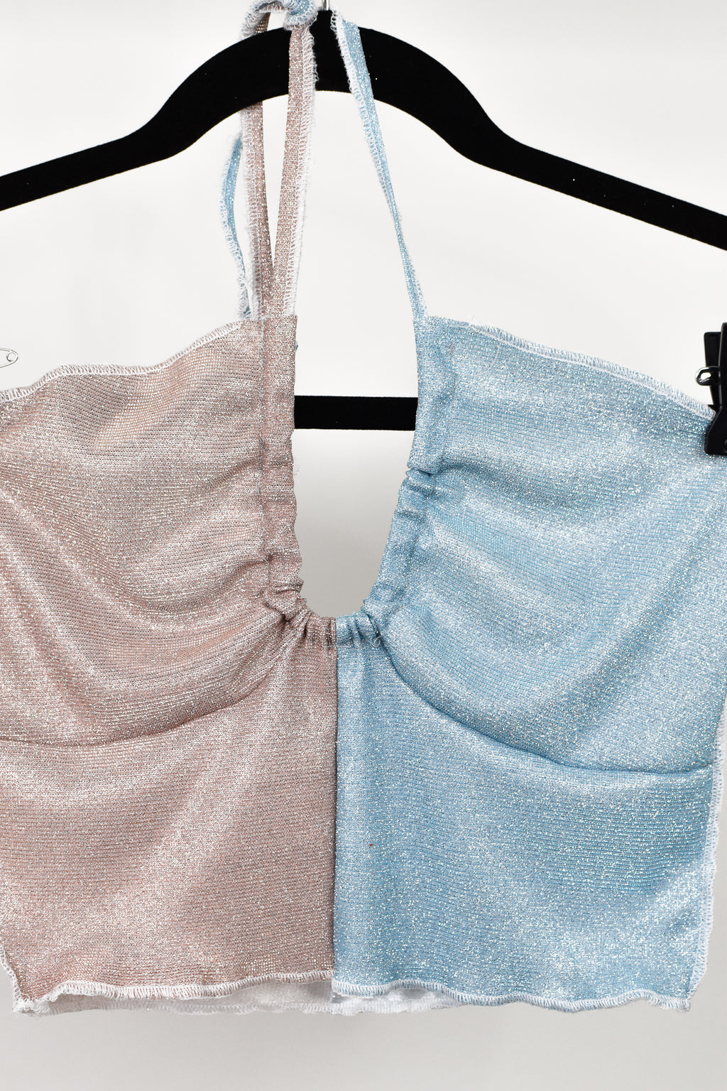 LIMITED EDITION Cotton Candy Halter Top