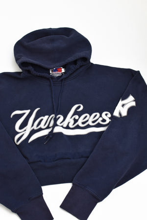 Upcycled VINTAGE New York Yankees Sweatshirt