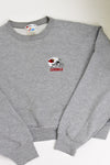 Upcycled VINTAGE Arizona Cardinals Cropped Sweatshirt