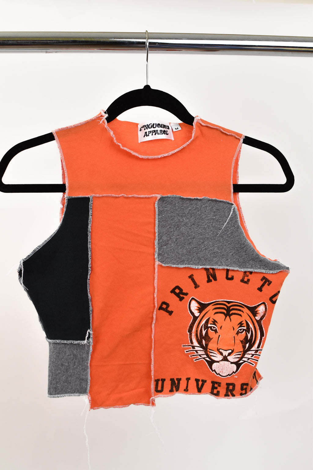 Upcycled Princeton Scrappy Top