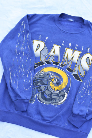 Flannel Split Smocked Tube Top