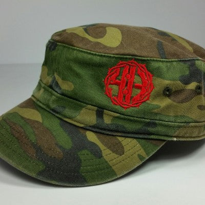 Military Hat (3 Colors Available)