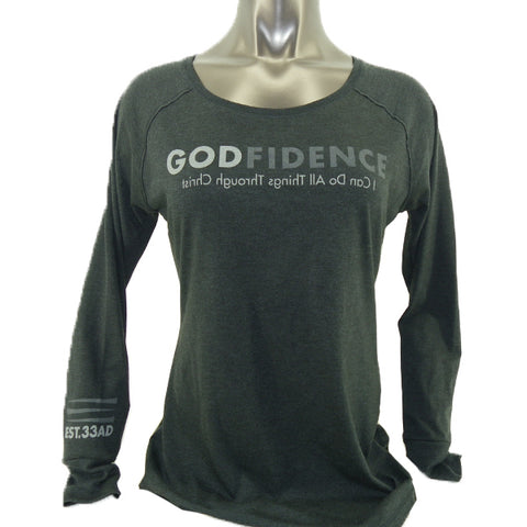 "Women's ""Godfidence"" Tunic"